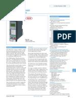 Motor Protection 7SK80 Siemens