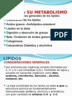 Clase Bioquimica - Lipidos
