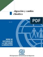 Migracion y Cambio Climatico
