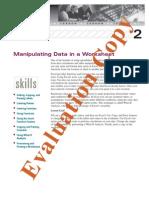 Excel Training_Evaluation Copy