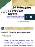 14 Princípios Toyota