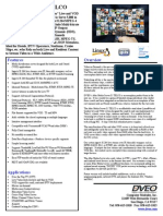 Atlas Media Server II TELCO Datasheet