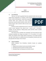 LAPORAN modul 2B Distribusi Statistik