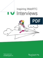 BlogGeekMe WebRTC Interviews Vol 1 201504