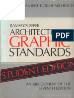 Architectural Standards Graphic (Student Edition)