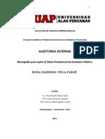 Monografia Auditoria11111
