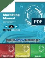 Mobile Marketing Manual