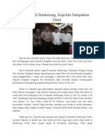 Tragedi Binduriang