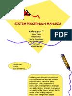 Sistem Pencernaan Kelompok 7