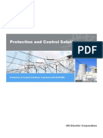 Brochure - Protection and Control