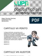 Codigo Etico Admin