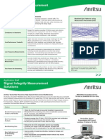 Anritsu - Signal Integrity Measurement Challenges [11410-00654A]