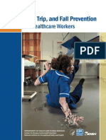 Slip, Trip, and Fall Prevention