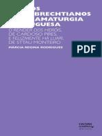 Traços Épico-brechtianos Na Dramaturgia Portuguesa