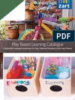 Zart Learning Catalog