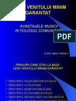 Munca in Folosul TuturorMihaiChitescu