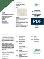 2015-10-10 AKE Obb Bezirksversammlung - Wärmespeicherkonferenz