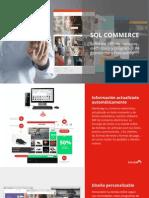 Software de comercio electrónico SQL Commerce