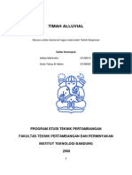 Timah Alluvial