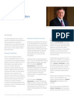 2014 Annual Report and 10-K