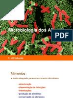 Aula - Microbiologia Dos Alimentos - Parte I