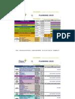 Planning Modulaire Fitec