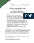Management Research Study on Techniques of Retail Salesmanship