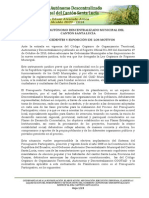 Pp Ordenanza Presupuesto Participativo Gad Municipal Santa Lucia