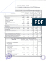 Financial Results & Limited Review for March 31, 2014 (Standalone) [Result]