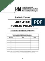 PA JKP416E SA2015-16