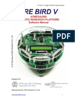 Fire Bird v ATMEGA2560 Software Manual V1.00 15-08-20122012