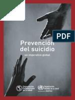Prevención Del Suicidio Un Imperativo Global_spa