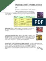 TEMA 2 Unidades de Datos y Tipos de Archivo m