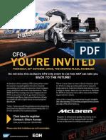 SAP to the Future CFO Event