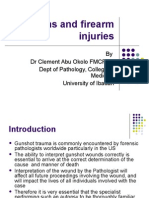Firearms and Firearm Injuries