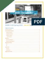 MARK 2120 Spring 2014 Life of Pi L10