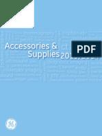 GEHC Accessories-Supplies Catalog