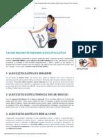 5 Buone Ragioni Per Praticare La Bicicletta Ellittica _ Domyos