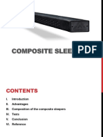 Composite Sleepers 1
