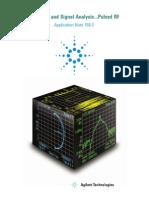 Spectrum and Signal Analys_Pulsed RF (Agilent)