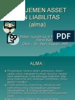 Manajemen Asset Dan Liabilitas (Alma)