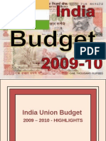 Indian Budget