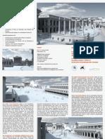 Flyer Digitales Forum Romanum