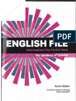 English Intermediateplus Pocket book