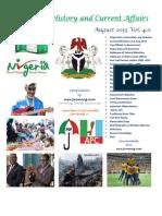 Nigerian Current Affairs 2013