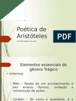 TL2 - Poética de Aristóteles - Aula - 02-09