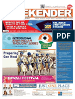 Indian Weekender 9 October 2015