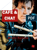 Cafe + Chat, con Richie Ramone