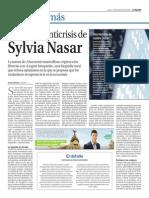 Reportaje Sylvia Nasar