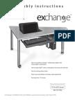 FlipIT® Classroom Workstation Assembly Guide By SMARTdesks